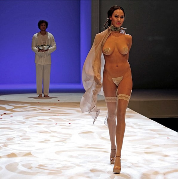 Strapless Panties, Miraculously Skimpier Than G-Strings, Hit Fashion Week