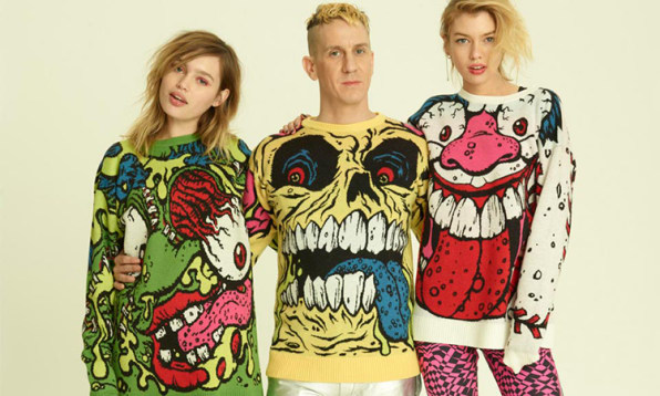 Relive Your Weird '80s Childhood With A Madballs Minidress