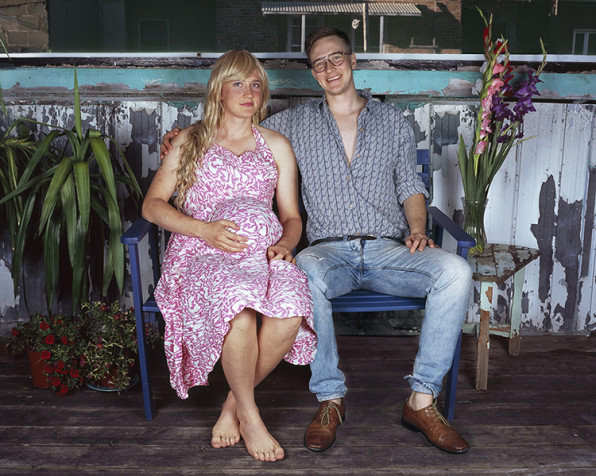 Photographer Captures One Person As Two Genders