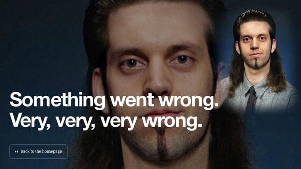 7 Of The Best Error Messages On The Internet