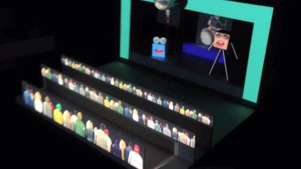This One-Take, Pharrell-Daft Punk Triple Mashup Video Puts