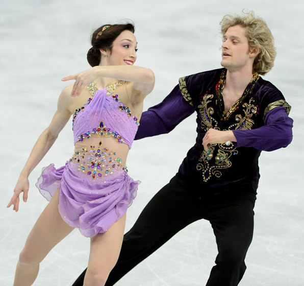What Fashion Designers Think Of Figure Skating Costumes