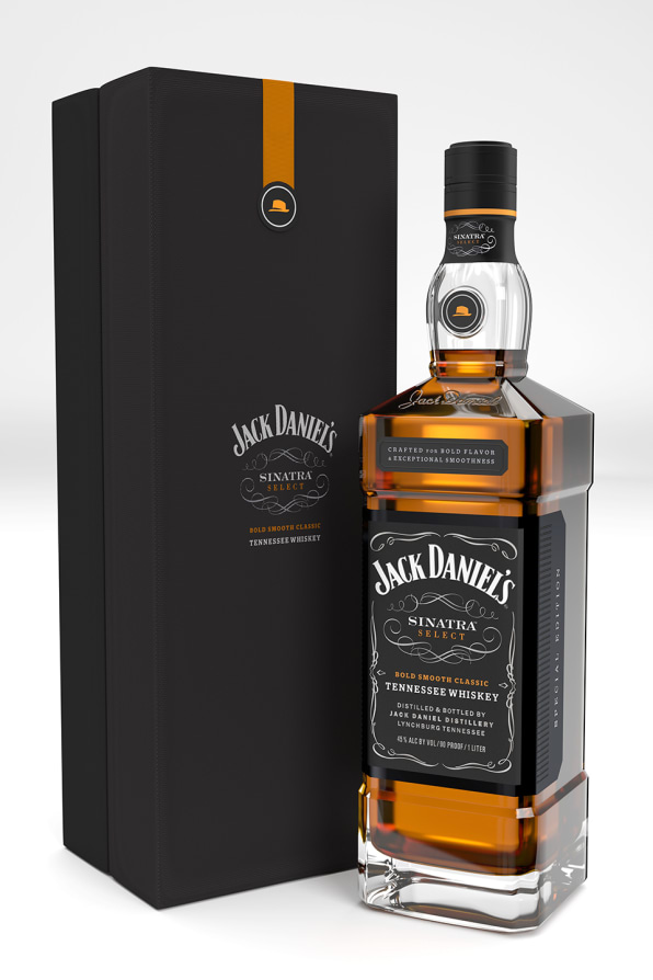 Frank Sinatra Is Back And Selling His Own Brand Of Jack ...