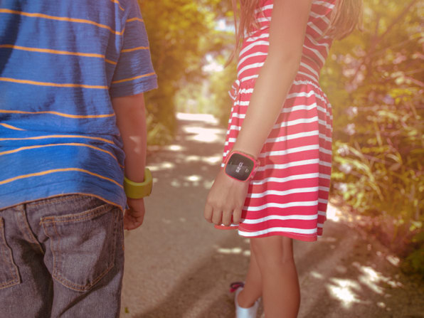 A Smart Watch For Kids, Designed For Worried Parents