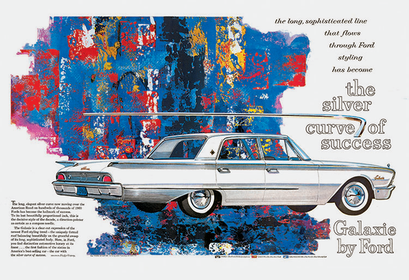 Classic Car Ads From The Heydey Of Motoring - Classic car ads