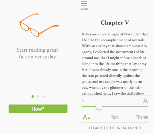 Ex-New York Times Writer Develops An App To Get Busy People Reading More