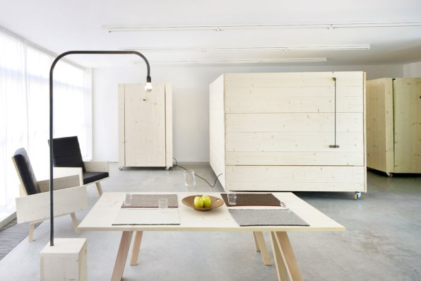 These Murphy Beds Are Like Bedrooms On Wheels