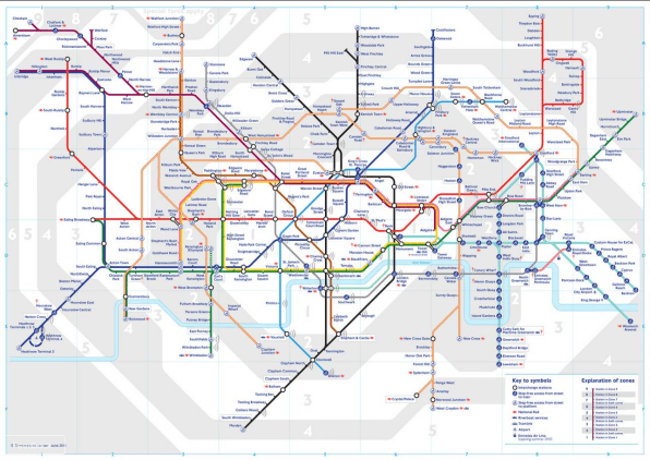 How To Design A Subway Map.How London S Subway Map Is Helping Hold Investment Banking Accountable