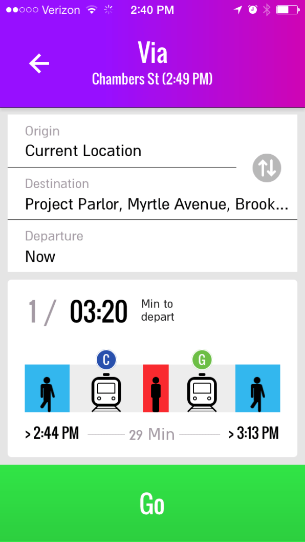 Ototo Is A Beautiful Real-Time Public Transit App For You To Try