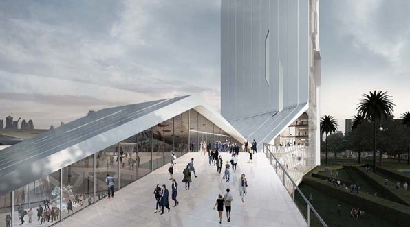 Proposed Building Looks Like A Giant Zipper