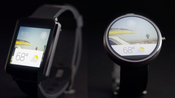 Google Just Revealed The First Decent Smartwatch Interface