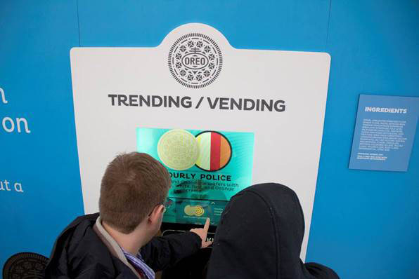 An Oreo Experiment Reveals Mondelez's Approach To Innovation