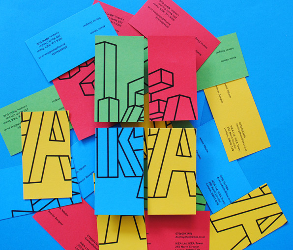 A Playful New Brand Identity For Ikea