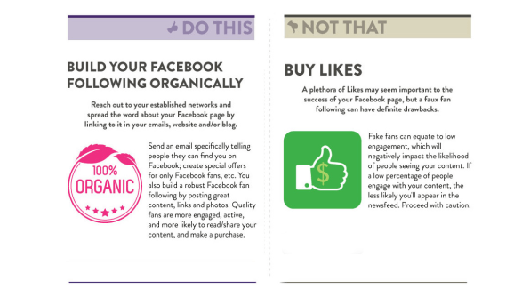 Infographic: 6 Rules For Managing Your Business's Facebook Page
