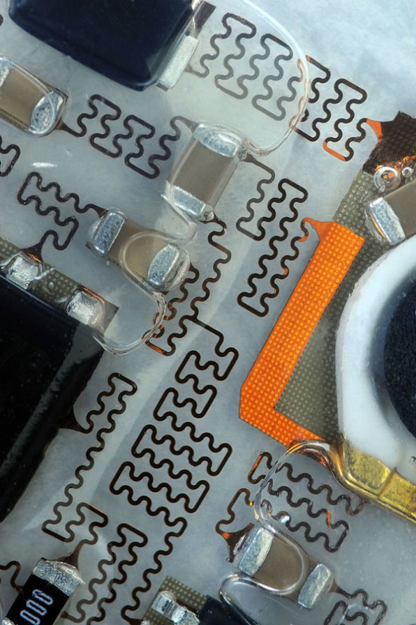 Stick-On Circuit Could Put Your Phone On Your Finger For Pocket Change