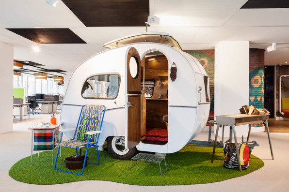 8 Of Google S Craziest Offices