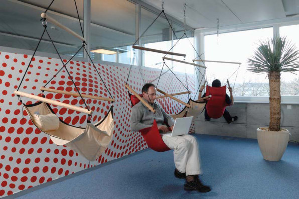 google slide in office. Zurich Google Employees Are Called Zooglers. And They\u0027re Virtually Required To Contract Peter Pan Syndrome In This Fireman Pole, Slide, Videogame, Slide Office O