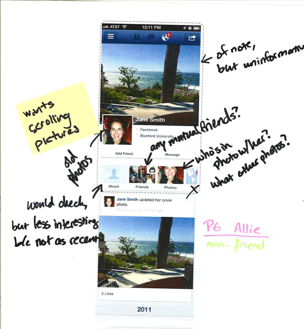 How Facebook Uses UX Research To Personalize The Way We See