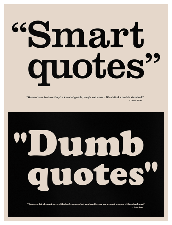 These Posters Make Learning About Typography Fun