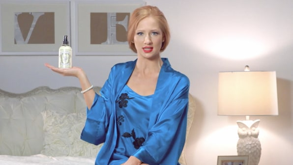 for its number 2 ad poo pourri goes after second hand stink
