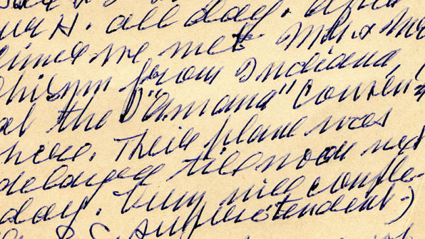 The Best Way To Remember Something? Take Notes By Hand