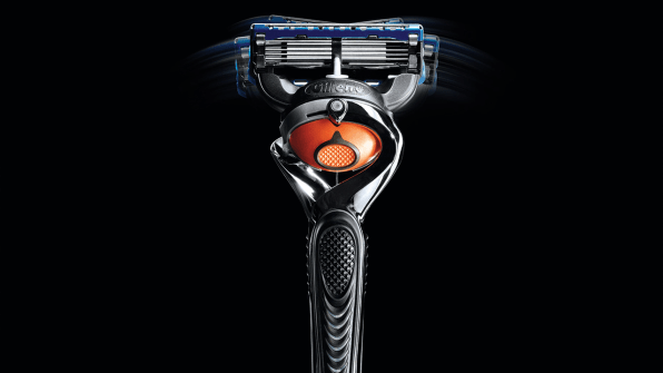 I Shaved With Gillette's New Fusion ProGlide With FlexBall