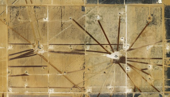 Aerial Photos Capture Two Of America's Most Precious Resources: Oil And Beef