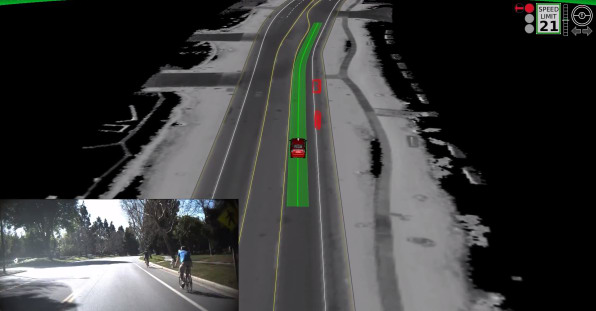 How Do You Make Roads Safer For Bikes? Nix Drivers