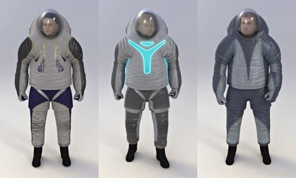 "NASA's New Martian Spacesuit Is Straight Out Of ""Tron"""