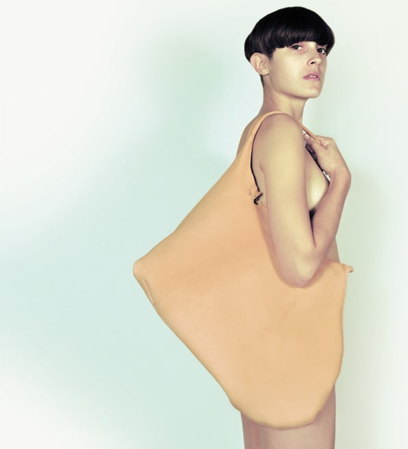 This Designer Makes Handbags From Cow Ears, Tails, And Faces