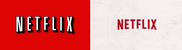 Netflix Has A Boring New Logo It Doesn T Want To Talk About
