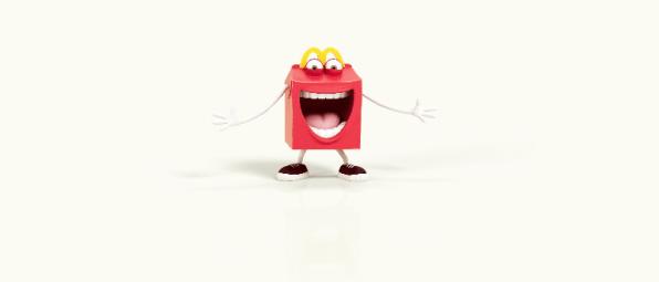 mcdonald s new happy meal mascot is upsetting