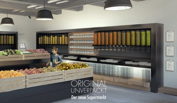 This Grocery Store In Berlin Will Have Zero Packaging
