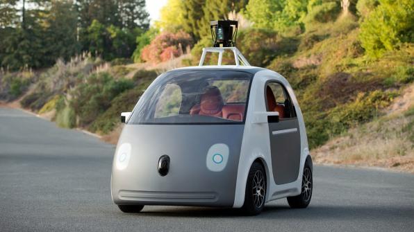 Top Car Designers Critique Google S Self Driving Car