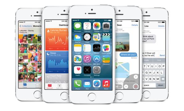 A Visual Breakdown Of Apple's New iOS 8