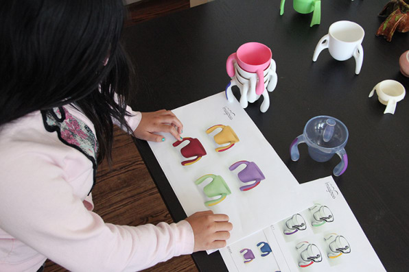 11-Year-Old Makes An Unbreakable, Spill-Proof Cup For Her Ailing Grandfather