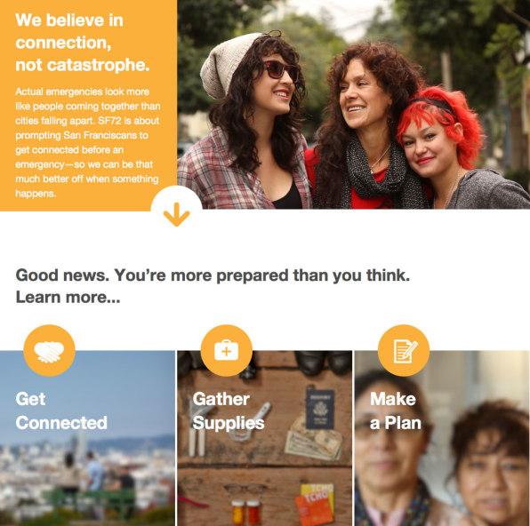 Ideo Rebrands Disaster Preparedness