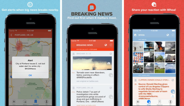 Geolocated News Is Going To Change The News Business
