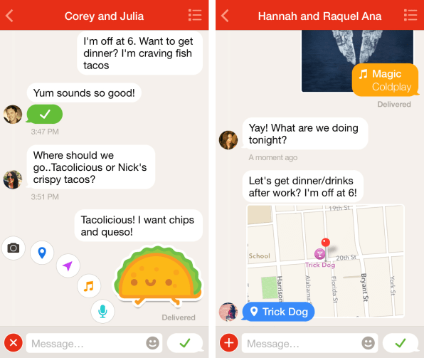 Path Talk: Not Only Can You Text Friends, You Can Text Any Business In The U.S.