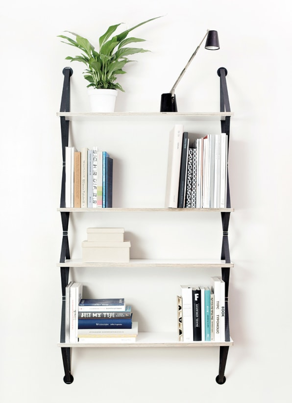 These Shelves Are Like A Backpack For Your Books