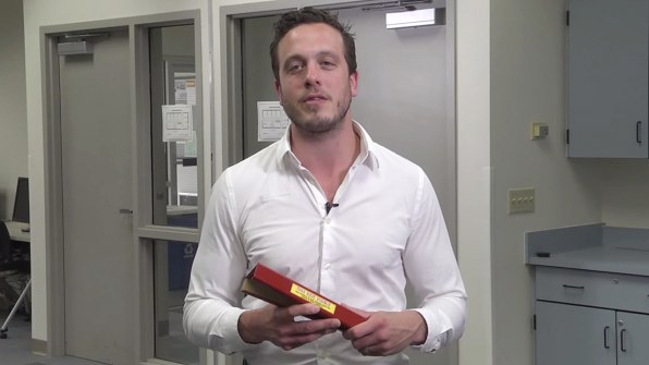 This Teacher Designed The Sleeve, A Device To Lock Out School Shooters