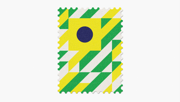 Beautiful Stamps Reveal The Hidden Geometry Of The World Cup