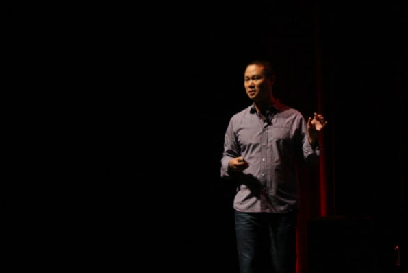 "Tony Hsieh: Downtown Vegas Is ""A Mini-TED Conference Every Weekend"""