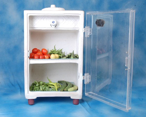 Clay Fridges That Keep Food Cool Without Electricity