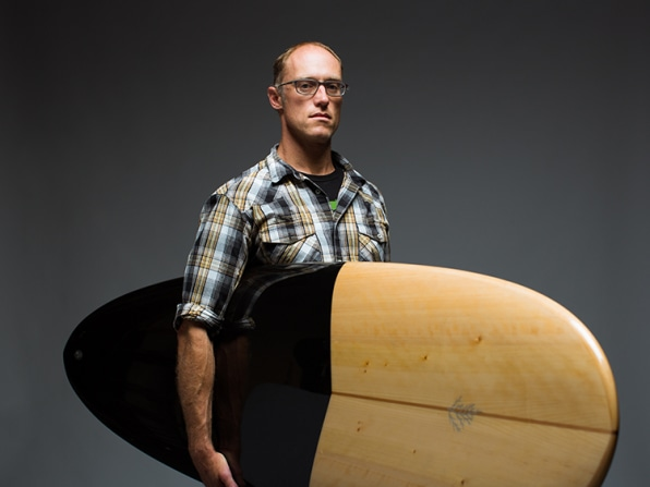 High Design Hangs Loose: Beats By Dre Designers Build $3,000 Surfboards