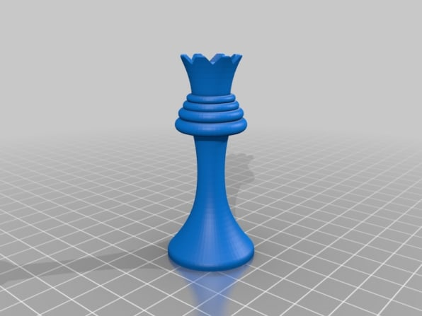 3-D Printing Brings Marcel Duchamp's Long-Lost Chess Set To Life