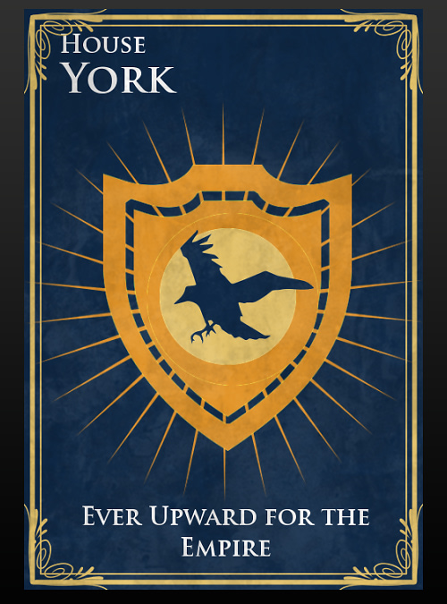 See Every State Flag Reimagined As A Game Of Thrones House Sigil