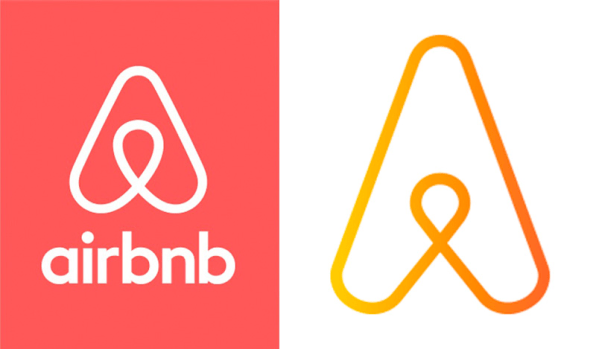 Airbnb's New Logo Looks Awfully Familiar