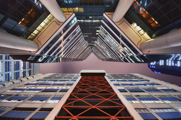These Photos Of Hong Kong Skyscrapers Will Make You Very Dizzy