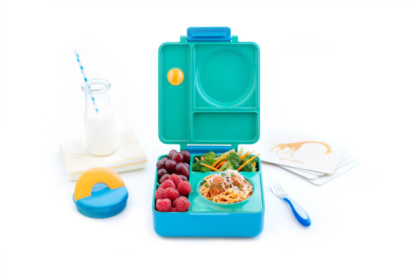 This School Lunchbox Makes Healthy Food Look Delicious